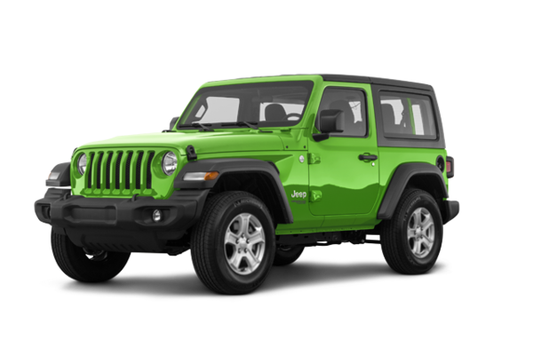 Jeep All-New Wrangler SPORT S 2018