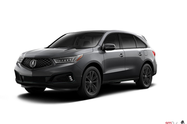 New 2019 Acura Mdx A Spec Near Montreal Acura Sainte Julie