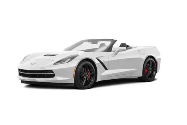 2019 Chevrolet Corvette Convertible Stingray Z51 1LT