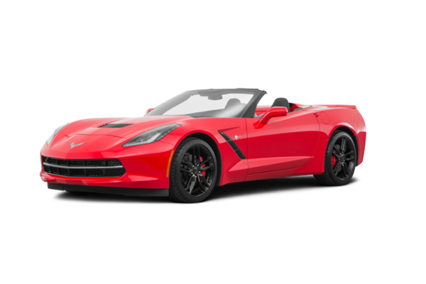 2019 Chevrolet Corvette Convertible Stingray Z51 3LT