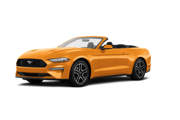 2019 Ford Mustang Convertible EcoBoost Premium