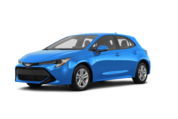 2019 toyota corolla hatchback se in sudbury laking toyota. Black Bedroom Furniture Sets. Home Design Ideas
