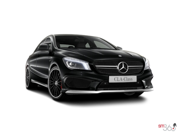mercedes benz classe cla 45 amg 4matic 2014 51 935 groupe beaucage. Black Bedroom Furniture Sets. Home Design Ideas