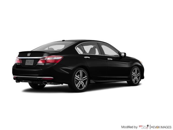 2016 Honda Accord Sedan EX-L V6
