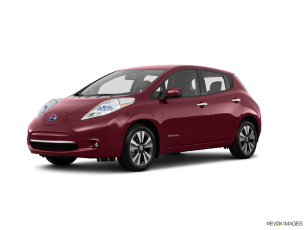 2016 nissan leaf sl for sale in burnaby morrey nissan. Black Bedroom Furniture Sets. Home Design Ideas