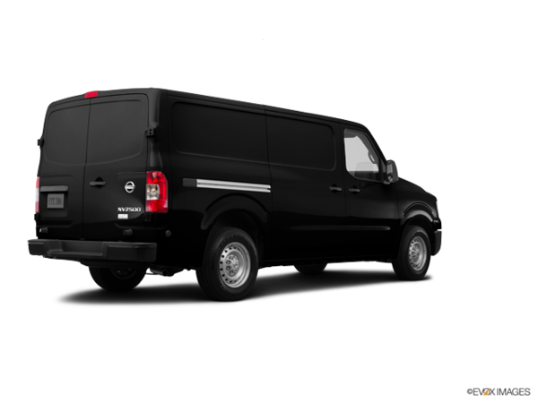 2016 Nissan Nv Cargo 2500 S For Sale In Burnaby Morrey Nissan