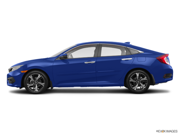 Honda Civic Berline 2017