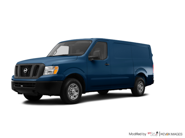 2017 Nissan Nv Cargo 2500 S For Sale In Burnaby Morrey Nissan