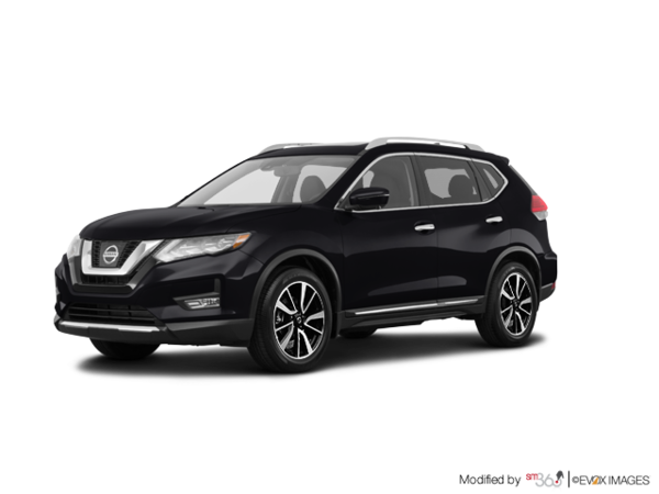 2018 Nissan Rogue Sl Platinum For Sale In Coquitlam Morrey Nissan