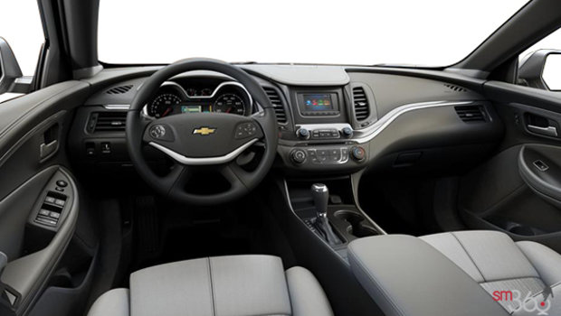 Chevrolet Impala Ls 2016 For Sale In Montreal Groupe Gravel