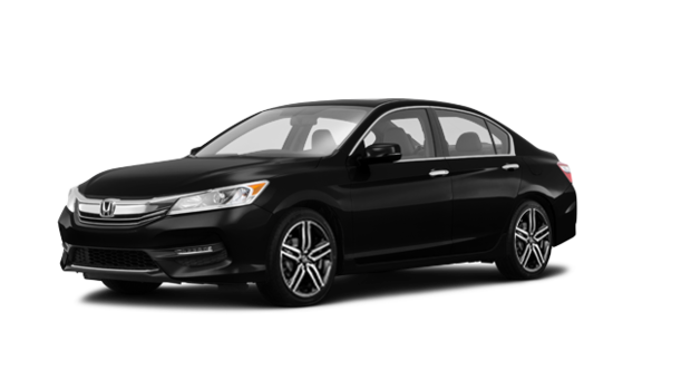 2016 Honda Accord Sedan SPORT-HONDA SENSING