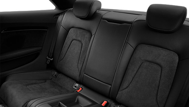 Black-Jet Grey Alcantara/Perforated Leather