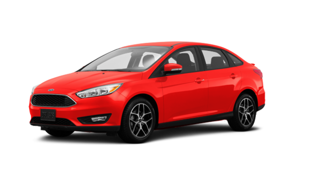 Ford Focus Berline SE 2017