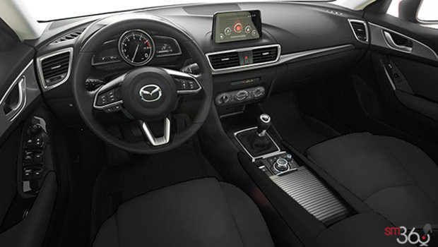2017 Mazda3 Sport Gx Starting At 21345 0 Leggat Mazda In Burlington