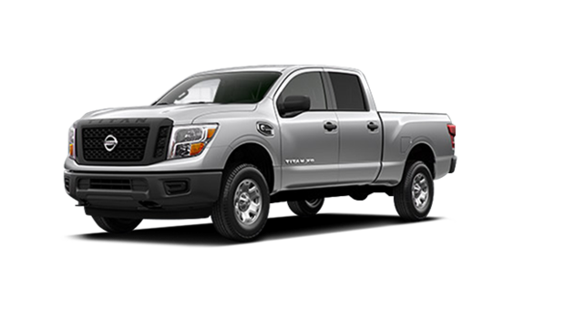 2017 nissan titan xd diesel s starting at 44376 0. Black Bedroom Furniture Sets. Home Design Ideas