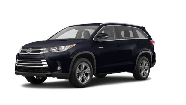 2017 toyota highlander hybrid limited starting at 57905 0 ancaster toyota in ancaster. Black Bedroom Furniture Sets. Home Design Ideas