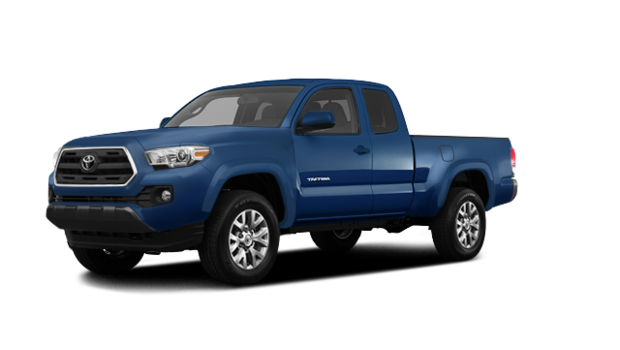 2017 toyota tacoma 4x4 access v6 sr5 starting at 38430. Black Bedroom Furniture Sets. Home Design Ideas