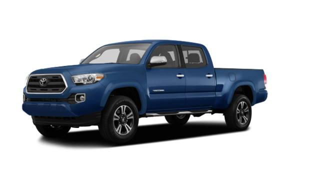 2017 toyota tacoma 4x4 double cab v6 limited starting at 46870 0 ancaster toyota in ancaster. Black Bedroom Furniture Sets. Home Design Ideas