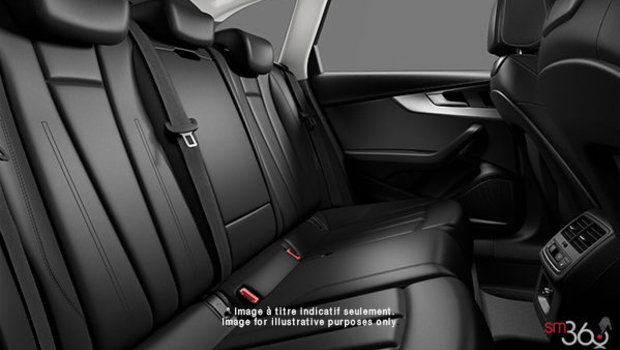 Black Leather Sport Ventilated Seats (PBS-YM)