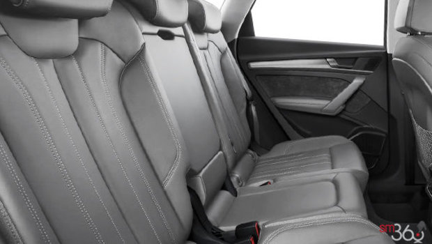 Rok Grey  Leather Sport Ventilated Seats (PS8-ZF)
