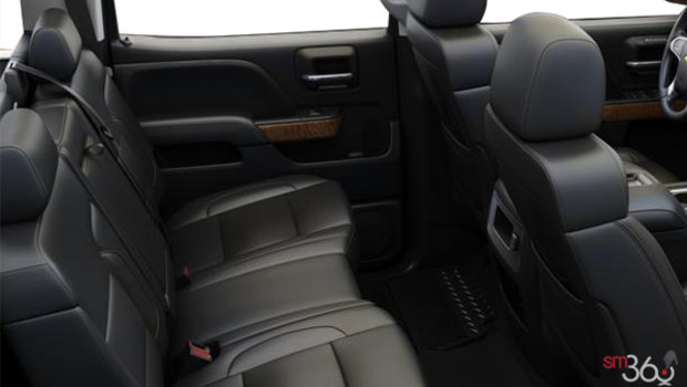 Jet Black Bucket seats Leather (AN3-H2U)