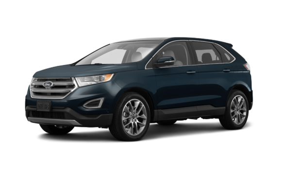 Best Buy Military Discount >> 2018 Ford Edge TITANIUM - from $36886.0 | Peninsula Ford | Port Elgin & Owen Sound
