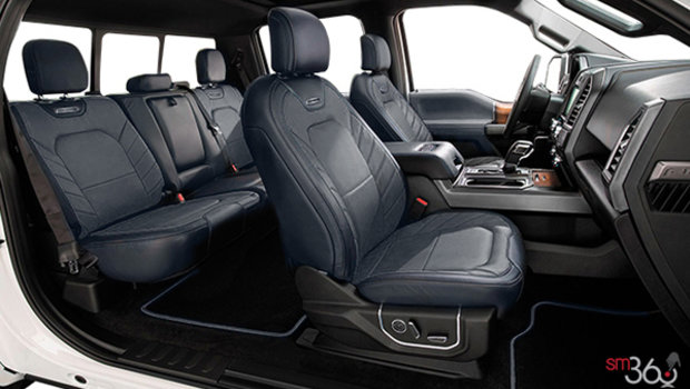 Black Leather Buckets Seats (TB)