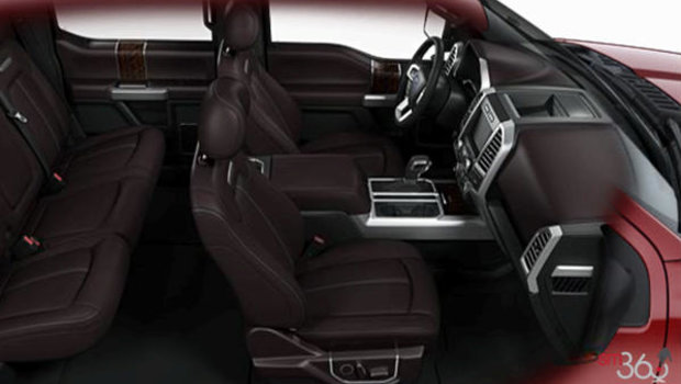 Dark Marsala Leather Buckets Seats (BB)