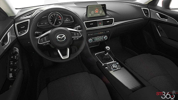 Discount Tire Store Hours >> 2018 Mazda3 GT - Starting at $24395.0 | Leggat Mazda in ...