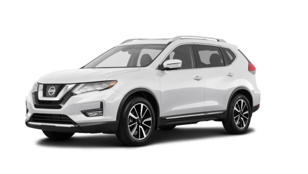 2018 Nissan Rogue Sl Platinum Starting At 35393 0