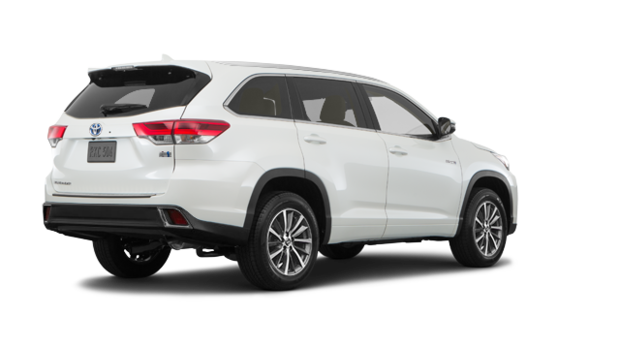 toyota highlander hybride xle 2018 vendre laval vimont toyota. Black Bedroom Furniture Sets. Home Design Ideas