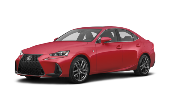 2018 Lexus IS 350 AWD F SPORT
