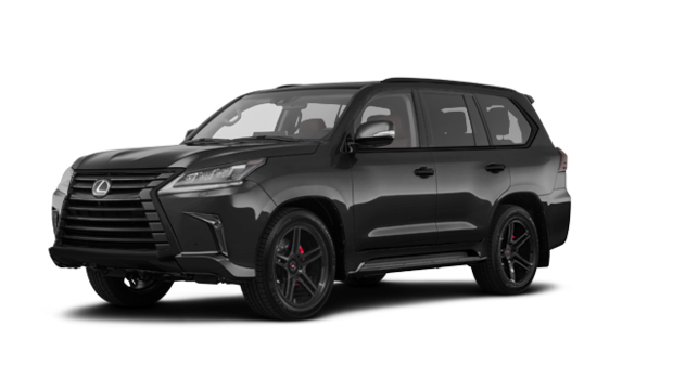 2019 Lexus LX Nightfall Edition