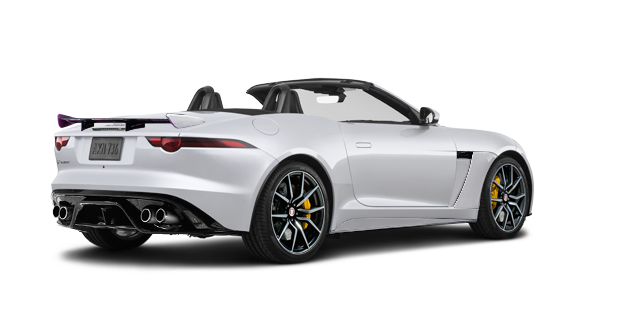 2019 Jaguar F Type Convertible Svr Awd From 143500 0