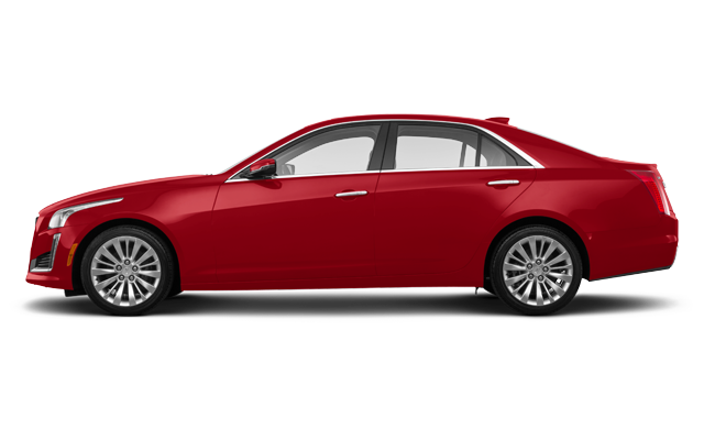 Cadillac CTS Sedan PREMIUM LUXURY 2018