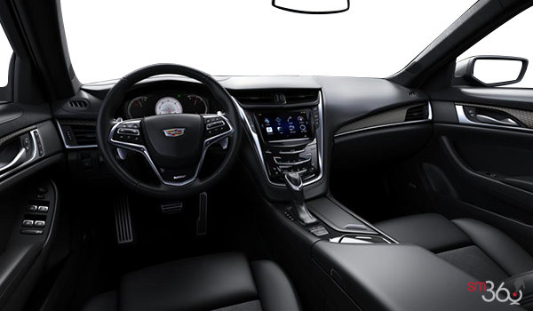 Cadillac CTS-V Berline  2018