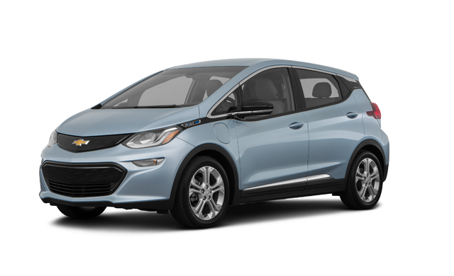 2018 Chevrolet Bolt Ev LT