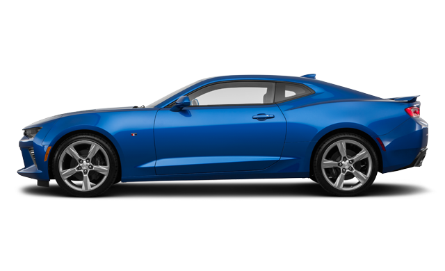 Chevrolet Camaro coupe 1SS 2018