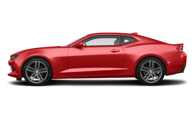 Chevrolet Camaro coupe 2LT 2018