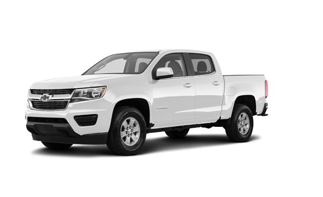 Chevrolet Colorado WT 2018