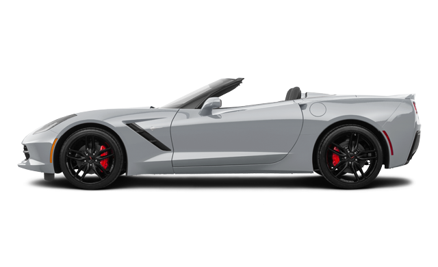 Chevrolet Corvette Convertible Stingray Z51 1LT 2018