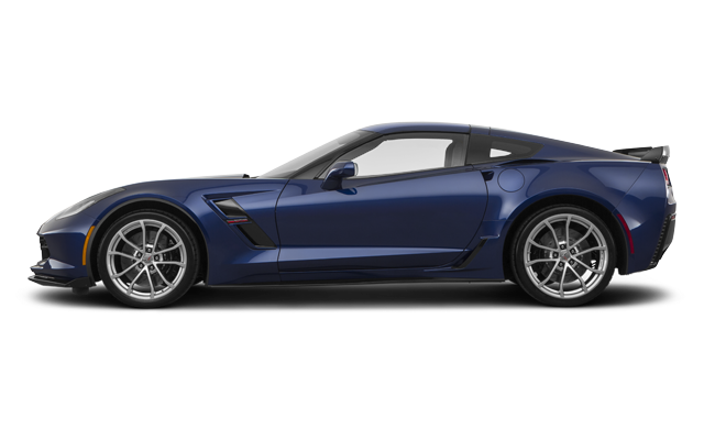 Chevrolet Corvette Coupe Grand Sport 1LT 2018