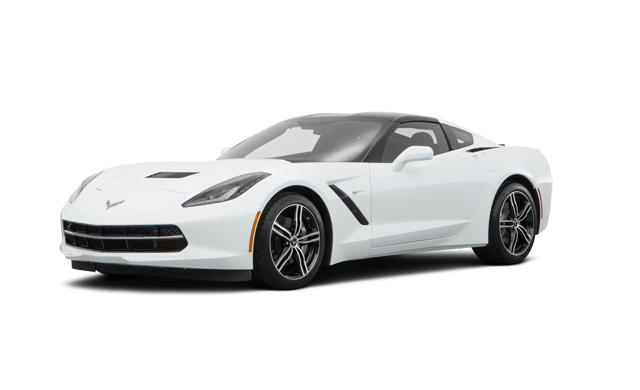 2018 Chevrolet Corvette Coupe Stingray 2LT