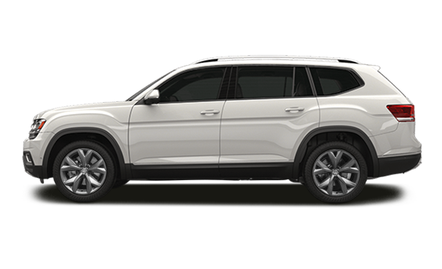 Volkswagen Atlas HIGHLINE 2018
