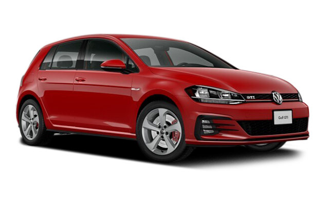 Volkswagen Golf GTI 5-door BASE GTI 2018 - 2