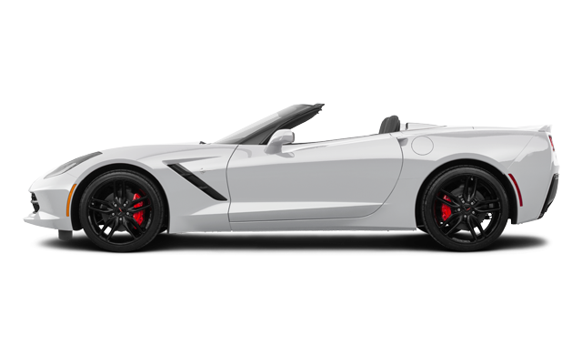 Chevrolet Corvette Cabriolet Stingray Z51 1LT 2019