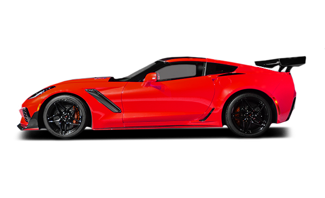 Chevrolet Corvette ZR1 3ZR 2019