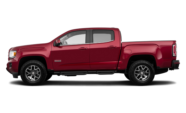 GMC Canyon ALL TERRAIN W/CLOTH 2019