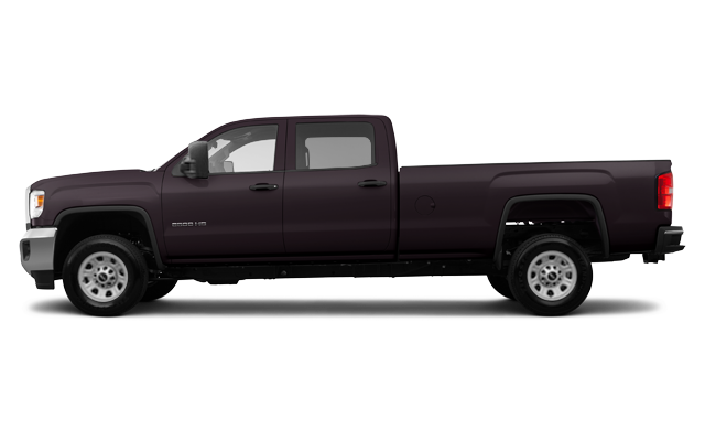 GMC Sierra 3500HD BASE 2019