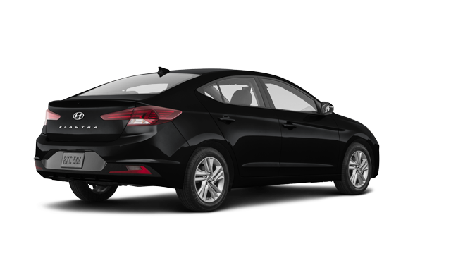 Hyundai Elantra PREFERRED WITH S&S 2019